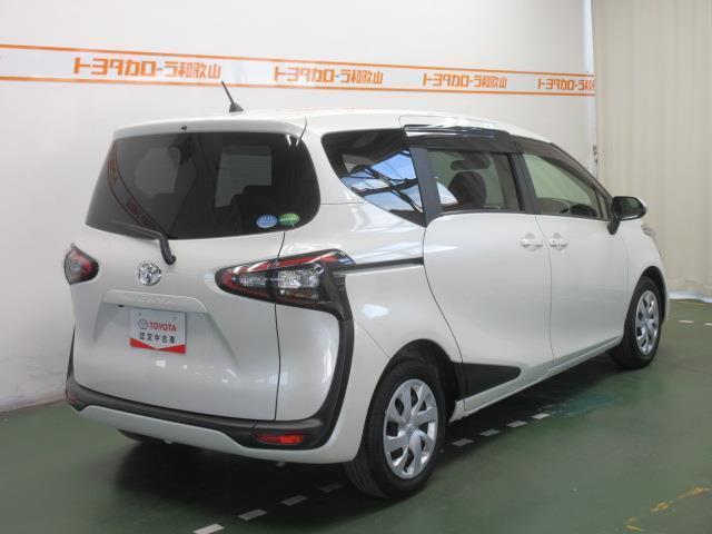 「トヨタ」「シエンタ」「ミニバン・ワンボックス」「和歌山県」の中古車3