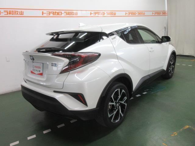 「トヨタ」「C-HR」「SUV・クロカン」「和歌山県」の中古車3