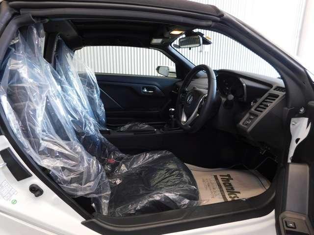 Honda最小径35mmステアリングホイール装着!
