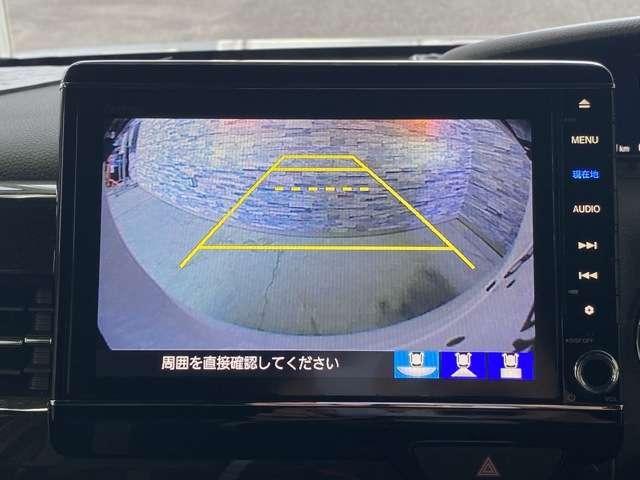 G・Lターボホンダセンシング 弊社下取車 純正ナビ リアカメラ ドラレコ 4WD(8枚目)