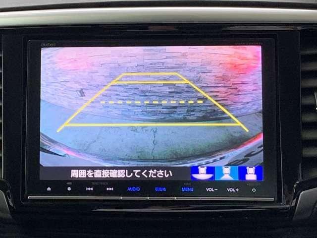ハイブリッドアブソルート・ホンダセンシングEXパック 弊社下取車 純正ナビ リアカメラ ETC(6枚目)