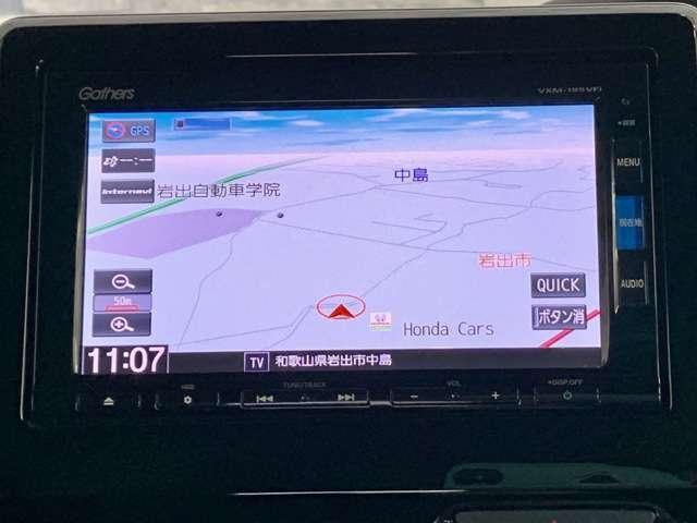 G・Lターボホンダセンシング 弊社下取車 純正ナビ リアカメラ ドラレコ 無限(6枚目)