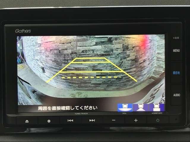 ネス 弊社デモカー 純正ナビ リアカメラ(6枚目)