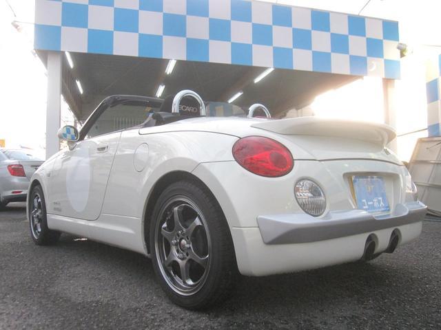 「ダイハツ」「コペン」「オープンカー」「和歌山県」の中古車11