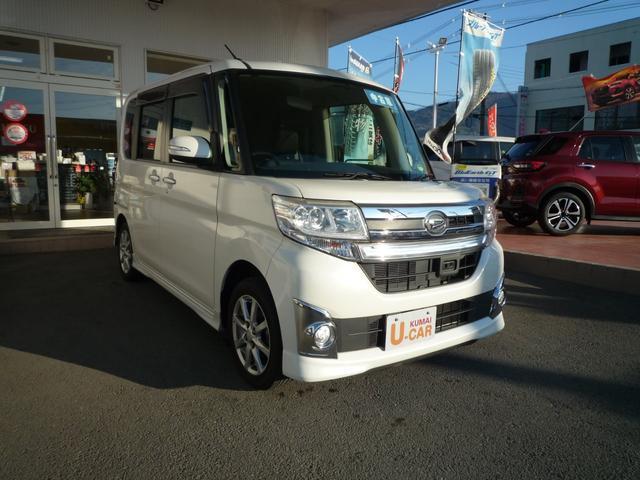 「ダイハツ」「タント」「コンパクトカー」「和歌山県」の中古車6