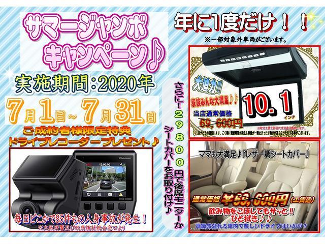 20G 両側自動ドア ナビ バックカメラ フリップモニター(2枚目)