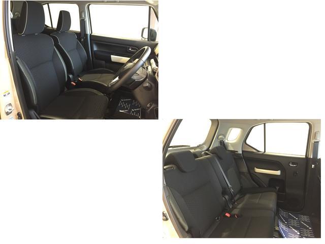 後席から乗り込んで運転席へ移動する際にも便利なセンターウォークスルー&フラットフロア採用。