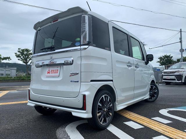 「スズキ」「スペーシアカスタム」「コンパクトカー」「和歌山県」の中古車10