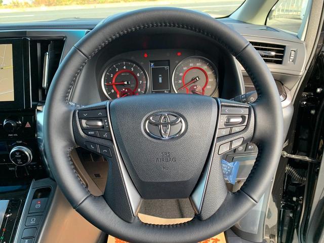 2.5S 新車・トヨタセーフティセンス・両側電動スライドドア・クリアランスソナー・LEDヘッドライト・ディスプレイオーディオ・バックドアイージークローザー・フロントリアオートエアコン(12枚目)