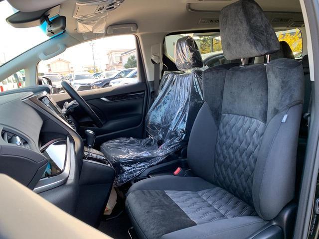 2.5S 新車・トヨタセーフティセンス・両側電動スライドドア・クリアランスソナー・LEDヘッドライト・ディスプレイオーディオ・バックドアイージークローザー・フロントリアオートエアコン(17枚目)