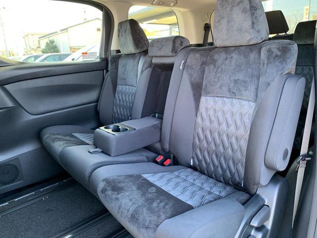 2.5S 新車・トヨタセーフティセンス・両側電動スライドドア・クリアランスソナー・LEDヘッドライト・ディスプレイオーディオ・バックドアイージークローザー・フロントリアオートエアコン(19枚目)