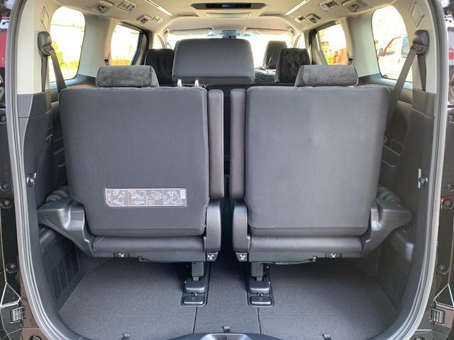 2.5S 新車・トヨタセーフティセンス・両側電動スライドドア・クリアランスソナー・LEDヘッドライト・ディスプレイオーディオ・バックドアイージークローザー・フロントリアオートエアコン(22枚目)