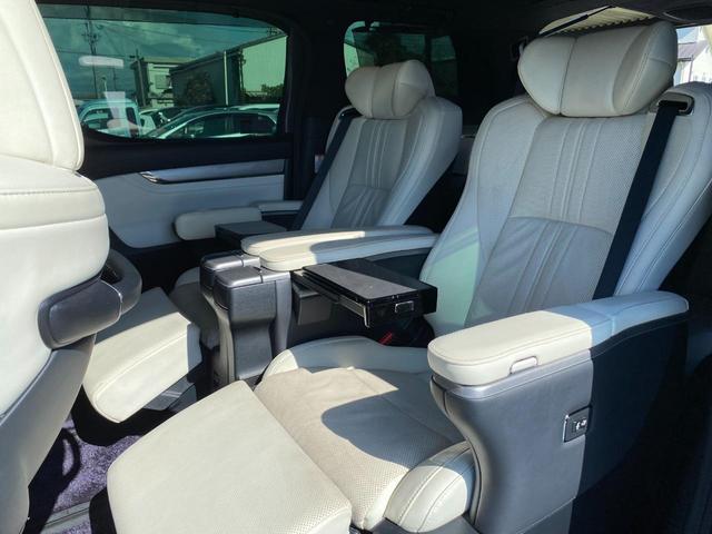 エグゼクティブラウンジZ 白革シート・JBL・デジタルインナーミラー・トヨタセーフティセンス・クリアランスソナー・パノラミックビューモニター・両側電動スライドドア・後席モニター・クルコン(32枚目)