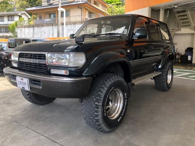 「トヨタ」「ランドクルーザー80」「SUV・クロカン」「和歌山県」の中古車4