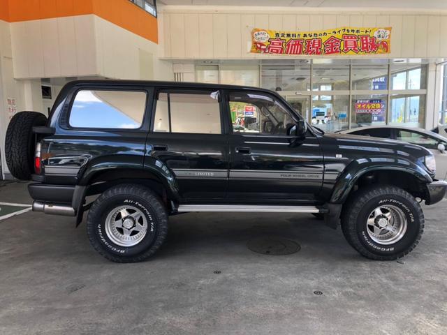 「トヨタ」「ランドクルーザー80」「SUV・クロカン」「和歌山県」の中古車9