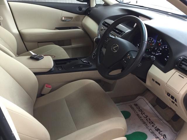 「レクサス」「RX」「SUV・クロカン」「和歌山県」の中古車12