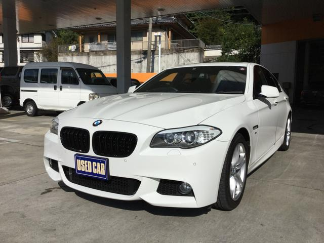 「BMW」「5シリーズ」「セダン」「和歌山県」の中古車3