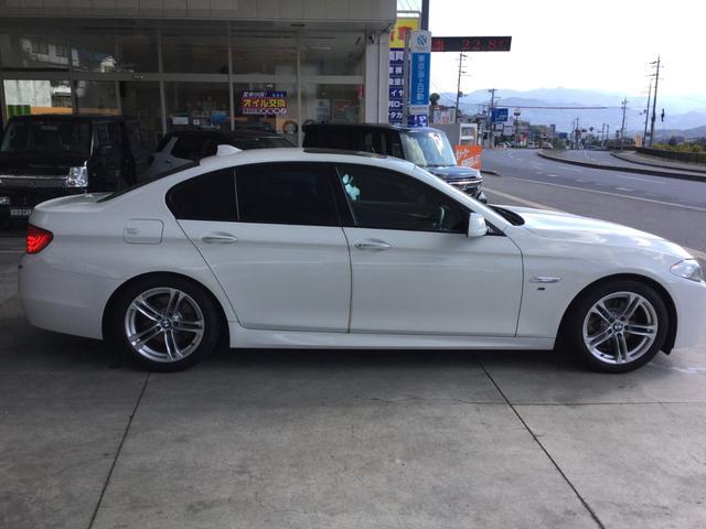 「BMW」「5シリーズ」「セダン」「和歌山県」の中古車5