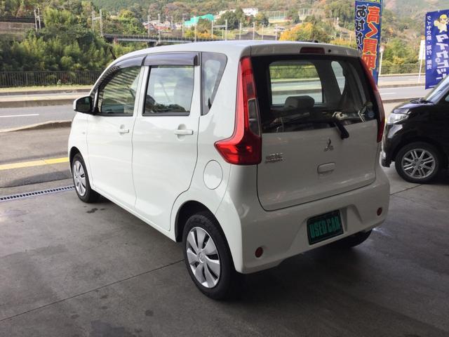 「三菱」「eKワゴン」「コンパクトカー」「和歌山県」の中古車5