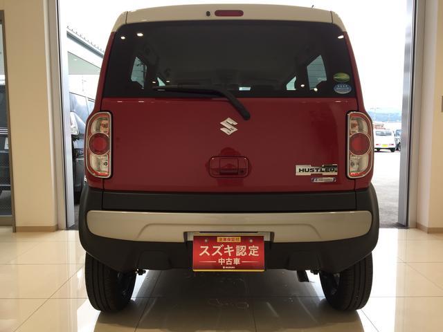 「スズキ」「ハスラー」「コンパクトカー」「和歌山県」の中古車6