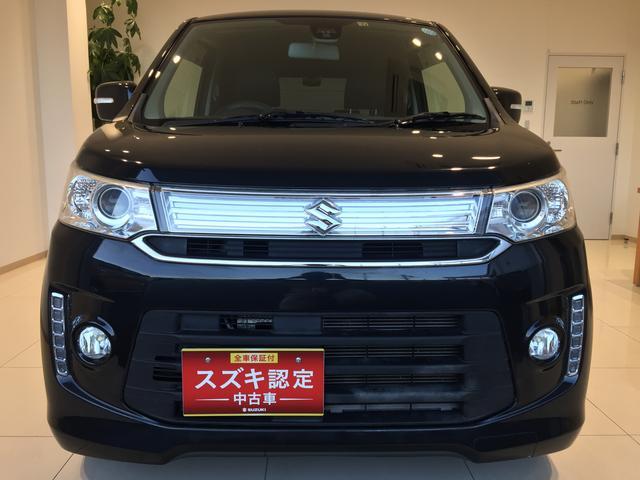 「スズキ」「ワゴンRスティングレー」「コンパクトカー」「和歌山県」の中古車3