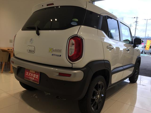 「スズキ」「クロスビー」「SUV・クロカン」「和歌山県」の中古車7