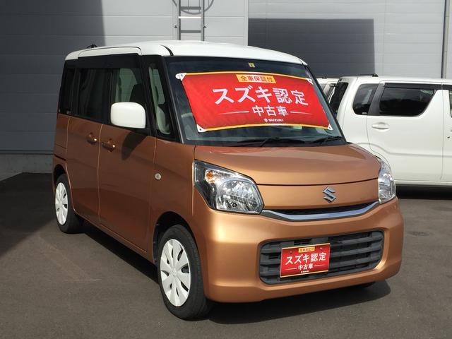 「スズキ」「スペーシア」「コンパクトカー」「和歌山県」の中古車36