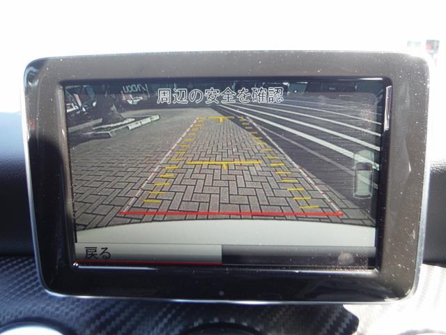 メルセデス・ベンツ M・ベンツ A180 スポーツ コマンドシステム ハーフレザー
