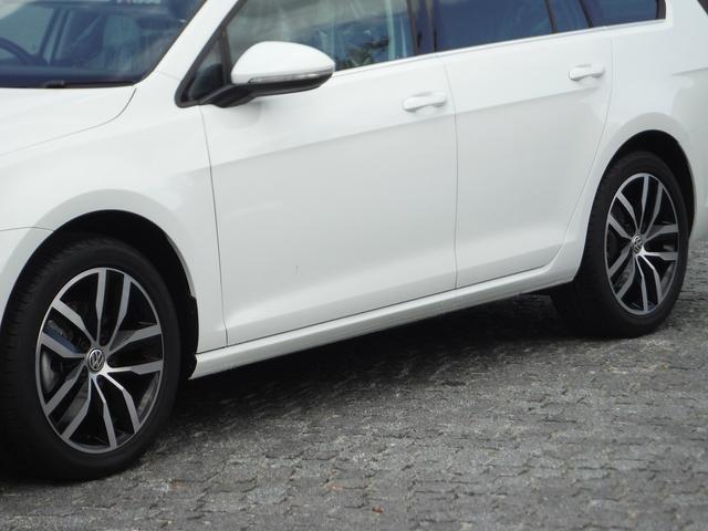 フォルクスワーゲン VW ゴルフヴァリアント TSIハイライン コネクトナビ