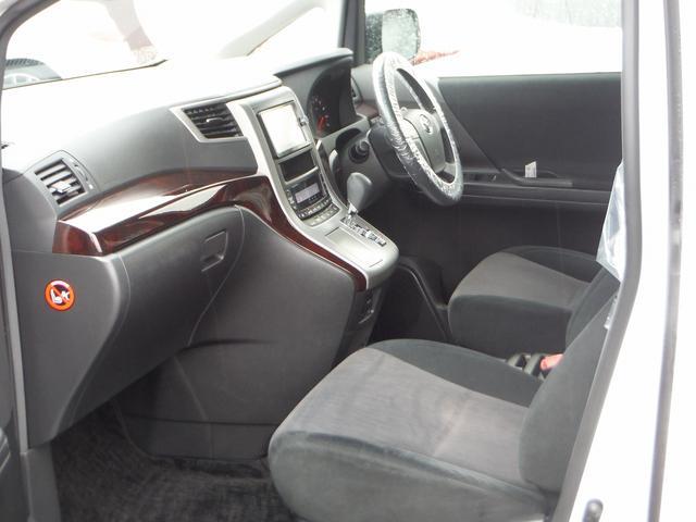 トヨタ アルファード 240S SDナビ地デジ 両側自動ドア
