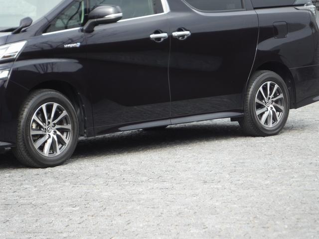 トヨタ ヴェルファイアハイブリッド ZR SDナビ地デジ ハーフレザー 両側自動ドア