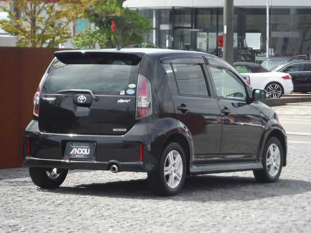 トヨタ パッソ レーシー HDDナビワンセグ