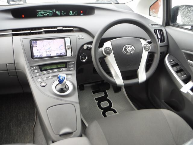 トヨタ プリウス Sツーリングセレクション HDDナビ地デジ