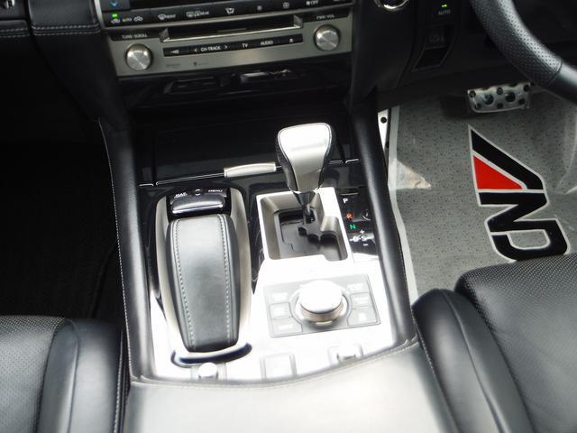 レクサス LS LS600h Fスポーツ HDDナビ地デジ SR 黒本革