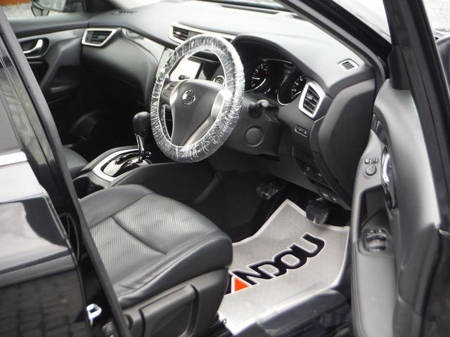 20X 4WD HDDナビ地デジ ビニールレザーシート(8枚目)