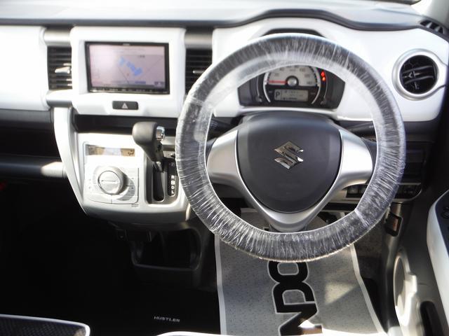 G 社外メモリーナビ&ワンセグ・スマートキー・シートヒーター オートエアコン・ライトレベライザー・アイドリングストップ・プライバシーガラス・Wエアバッグ・ABS(9枚目)