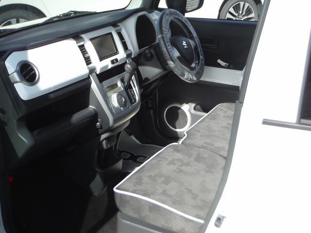 G 社外メモリーナビ&ワンセグ・スマートキー・シートヒーター オートエアコン・ライトレベライザー・アイドリングストップ・プライバシーガラス・Wエアバッグ・ABS(20枚目)