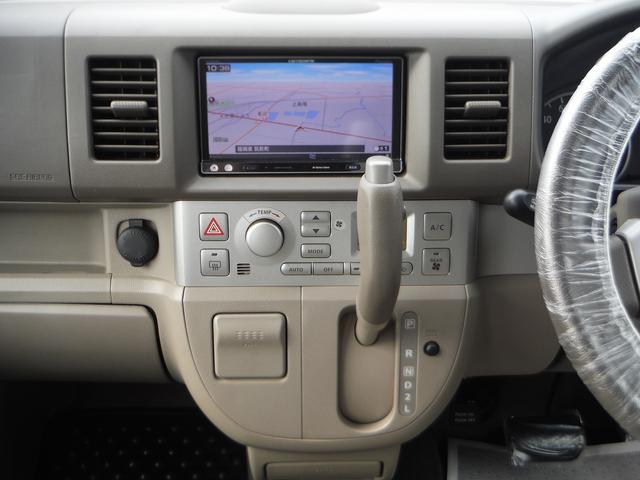 PZターボ 社外メモリーナビ&地デジ・バックモニター・ETC オートスライドドア・キセノンライト・オートエアコン・フォグ・キーレス・純正13インチアルミ・Wエアバッグ・ABS(10枚目)