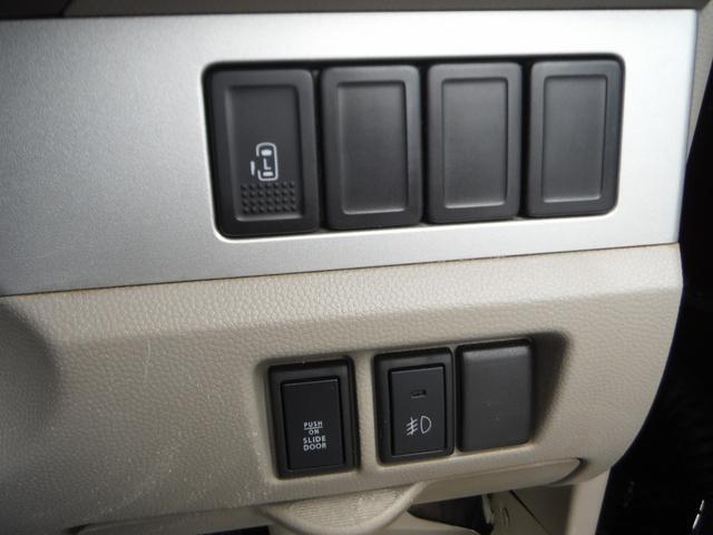 PZターボ 社外メモリーナビ&地デジ・バックモニター・ETC オートスライドドア・キセノンライト・オートエアコン・フォグ・キーレス・純正13インチアルミ・Wエアバッグ・ABS(13枚目)