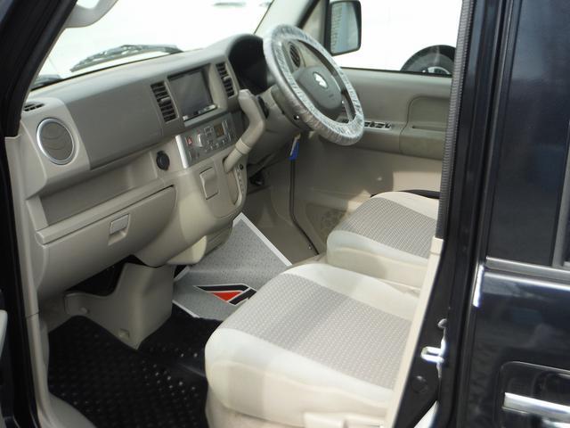PZターボ 社外メモリーナビ&地デジ・バックモニター・ETC オートスライドドア・キセノンライト・オートエアコン・フォグ・キーレス・純正13インチアルミ・Wエアバッグ・ABS(17枚目)