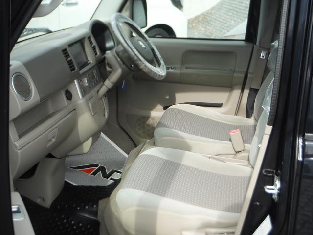 PZターボ 社外メモリーナビ&地デジ・バックモニター・ETC オートスライドドア・キセノンライト・オートエアコン・フォグ・キーレス・純正13インチアルミ・Wエアバッグ・ABS(18枚目)