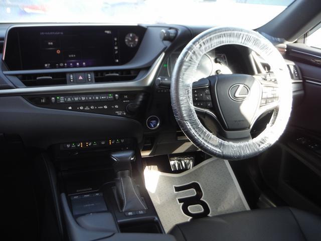 ES300h 純正SDナビマルチ・黒革エアーS・サンルーフ プリクラッシュセーフティ・LTA・クリアランスソナー・LEDライト・オートハイビーム・電動リヤシェイド・ビルトインETC(6枚目)
