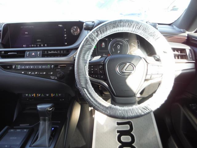 ES300h 純正SDナビマルチ・黒革エアーS・サンルーフ プリクラッシュセーフティ・LTA・クリアランスソナー・LEDライト・オートハイビーム・電動リヤシェイド・ビルトインETC(7枚目)