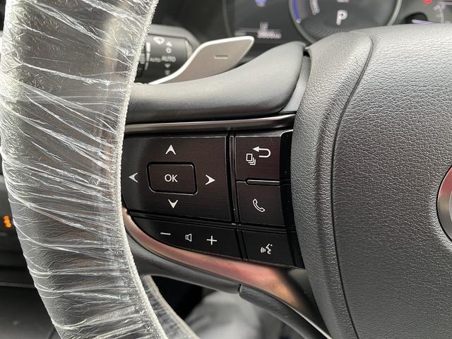 ES300h 純正SDナビマルチ・黒革エアーS・サンルーフ プリクラッシュセーフティ・LTA・クリアランスソナー・LEDライト・オートハイビーム・電動リヤシェイド・ビルトインETC(15枚目)