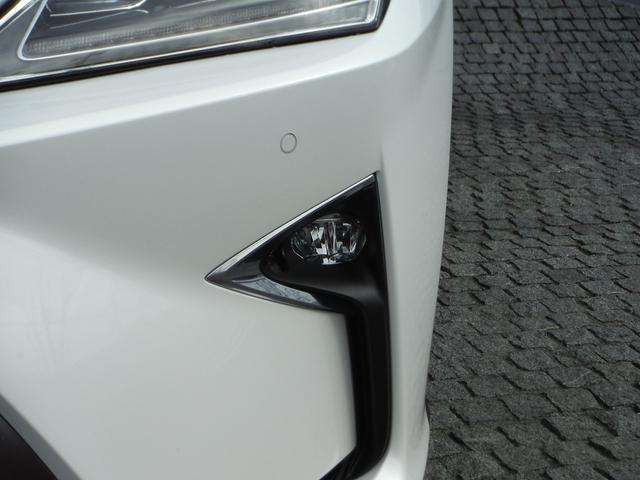 RX450h バージョンL 純正SDナビマルチ・本革エアーS パノラミックビューモニター・マークレビンソン・パワーバックドア・プリクラッシュセーフティ・レーダークルーズ・BSM・三眼LEDライト(47枚目)