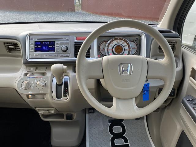 G 純正CD・バックモニター・ライトレベライザー・社外アルミ ベンチシート・キーレス・Wエアバッグ・ABS(8枚目)
