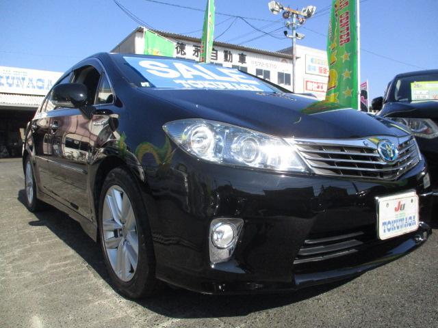 「トヨタ」「SAI」「セダン」「福岡県」の中古車3