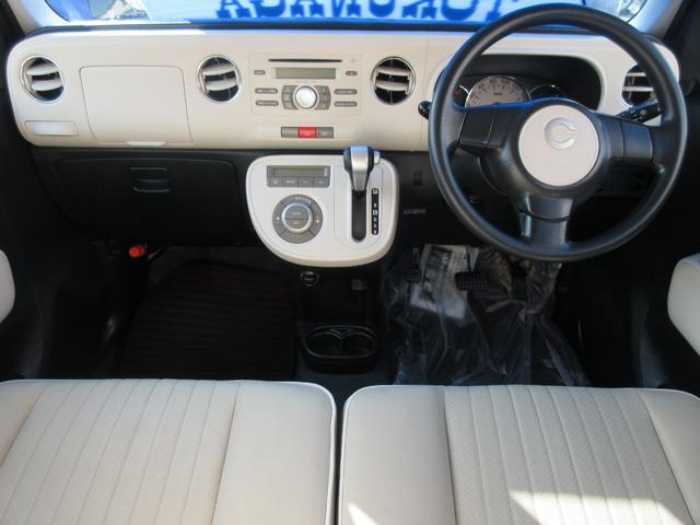 ココアX CD ベンチシート インテリジェントキー スマートキー オートエアコン UVカットガラス プライバシーガラス(7枚目)