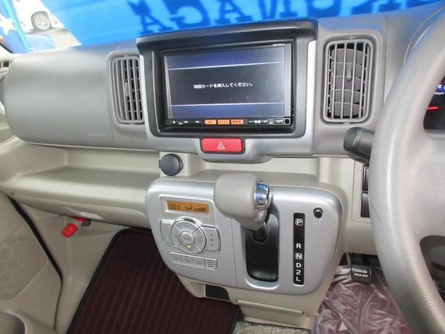 E ナビ バックカメラ 片側パワースライドドア インテリジェントエマージェンシーブレーキ 横滑り防止装置 ベンチシート プッシュスタート スマートキー HID エアロ アルミホイール オートAC ターボ(12枚目)