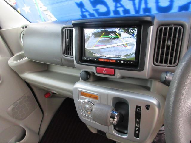 E ナビ バックカメラ 片側パワースライドドア インテリジェントエマージェンシーブレーキ 横滑り防止装置 ベンチシート プッシュスタート スマートキー HID エアロ アルミホイール オートAC ターボ(14枚目)